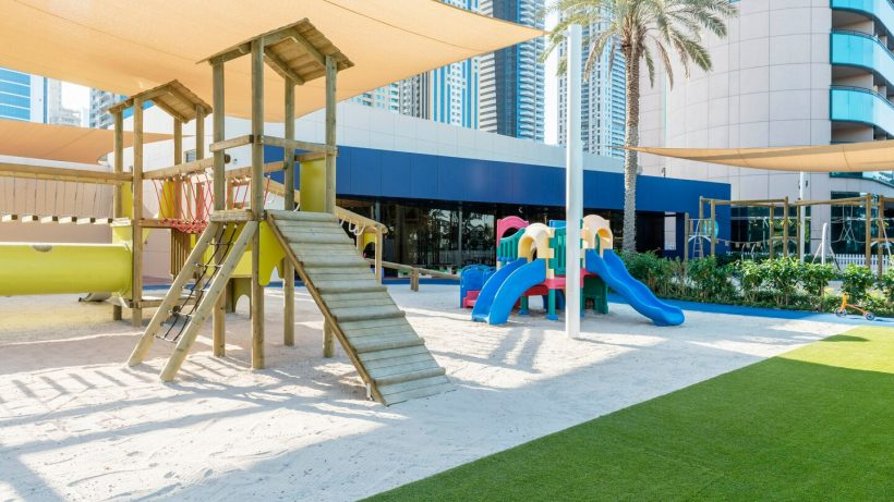 Speeltuin Kids Club The Westin Dubai