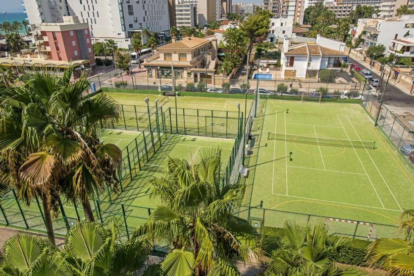 Sportvelden Iberostar Cristina