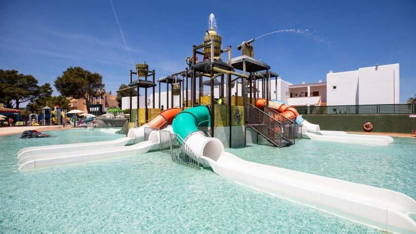 Waterpark Sirenis Seaview Country Club – Ibiza