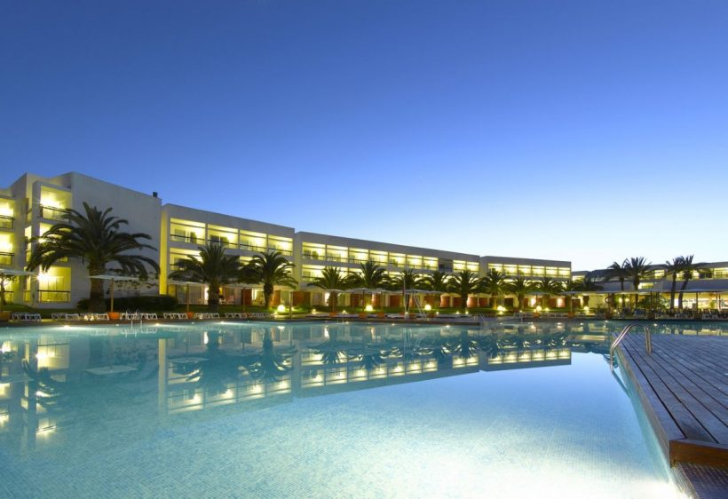 Zwembad Grand Palladium Palace – Ibiza