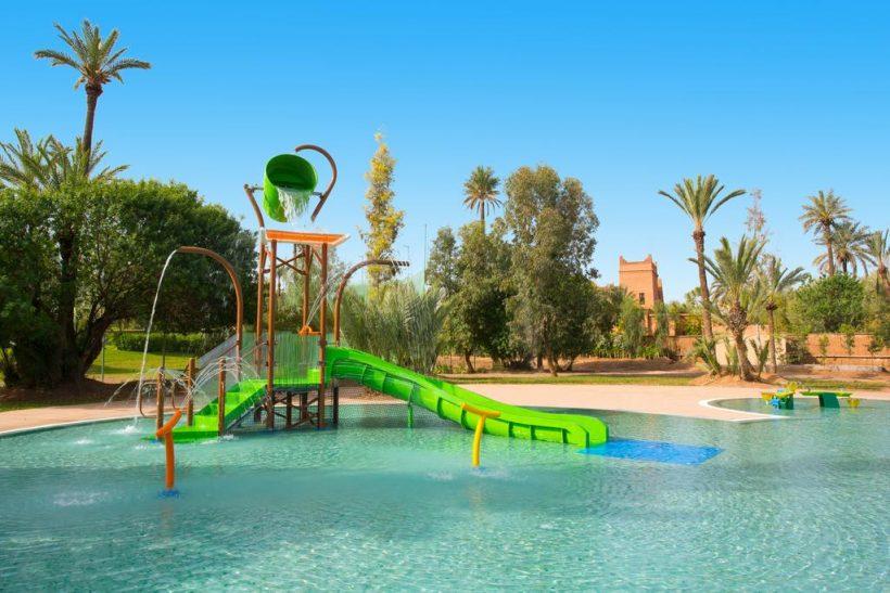 Kinderzwembad Iberostar Club Palmeraie