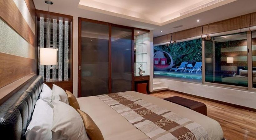 Melia Desert Palm kamer – Dubai