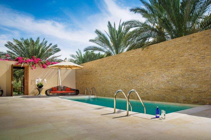 Melia Desert Palm prive zwembad – Dubai