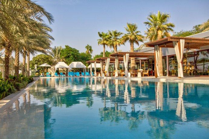 Zwembad Melia Desert Palm - Dubai