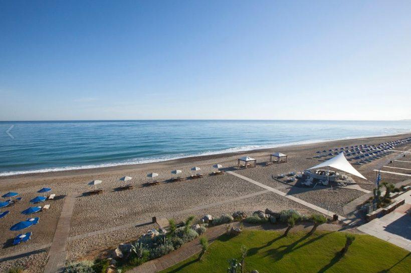 Aquila Rithymna Beach Beach