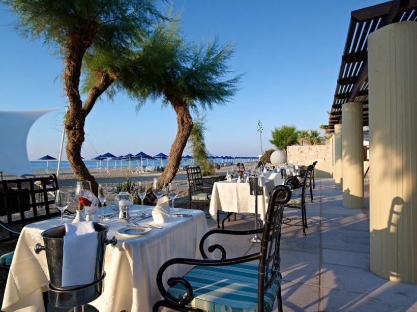 Aquila Rithymna Beach Restaurant