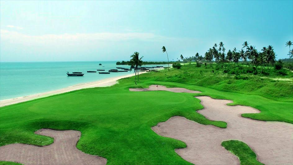 Golf Seacliff Resort Zanzibar