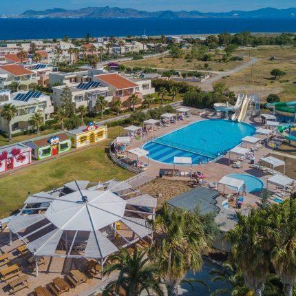Kipriotis Village bovenaanzicht