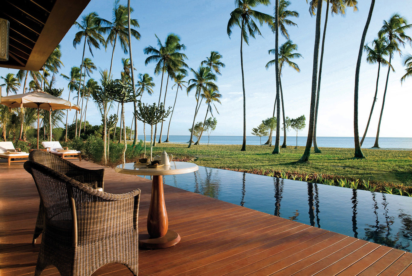 The Residence Zanzibar prive